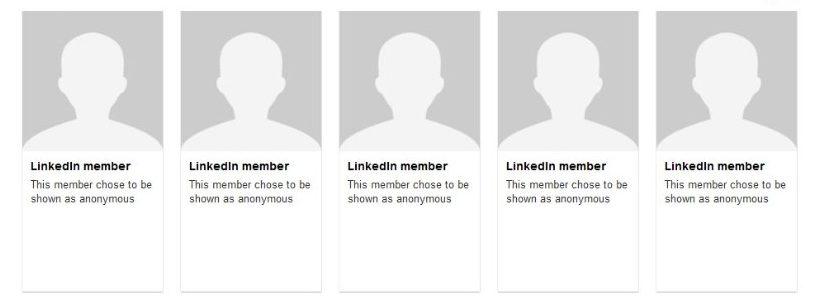 Mayor error en las Redes Sociales