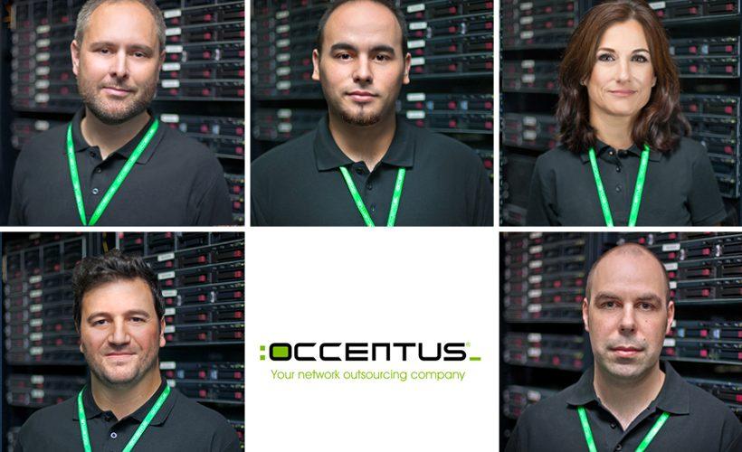 Fotografiando a Occentus Network
