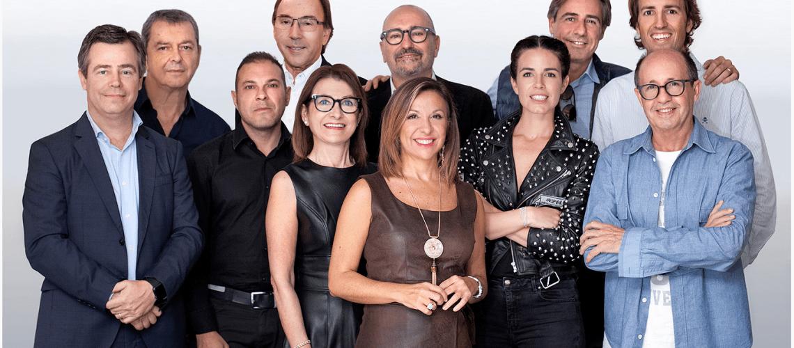 Retratos Corporativos Club Moddos